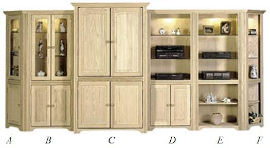 Wall Units, TV/VCR Cabinets, Entertainment Armoires, Plasma TV Stands,  Stereo Towers, and Corner Units. We have a large selection to choose from  and many ...